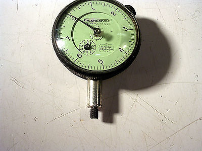Federal Dial Indicator Model C1k