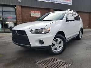 2010 Mitsubishi Outlander ES PKG ALL WHEEL DRIVE POWER GROUPS!!!