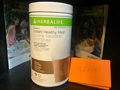 Herbalife Formula 1, Instant Healthy Meal, Shake Mix, CREAMY CHOCOLATE  21.1 oz 1 Instant Healthy Meal Shake