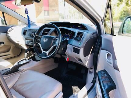 Honda Civic Sports Sedan 2012 Fully Loaded