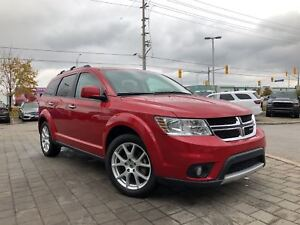 2018 Dodge Journey GT*AWD*NAV*SUNROOF*DVD*7 PASS*