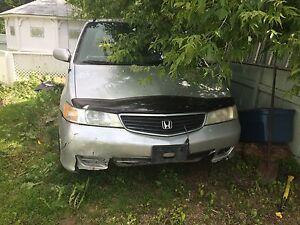 Honda Odyssey 2001