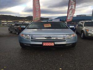 2008 Ford Edge Ltd