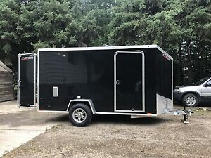 2018 6X12 enclosed trailer