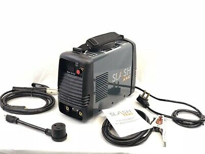 Slasharc Dc 160 Dual Voltage Input Stick Welder Package 115230v 1 Year Warranty