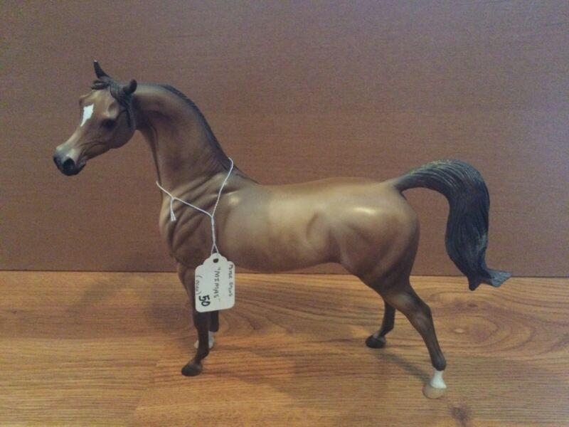 Peter Stone Horse Model Mimas OOAK 2012