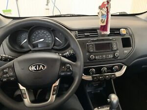 Newly inspected « 2013 » Kia Rio in very good condition.