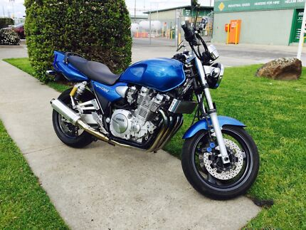 Yamaha XJR1300 modified Swap Swaps Trade  Cheltenham Kingston Area Preview