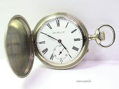 HENRY MOSER Antike Savonette Taschenuhr /pocket watch