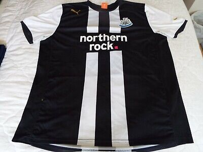 Vintage Newcastle United NUFC Top Shirt Size -XL Puma excellent condition