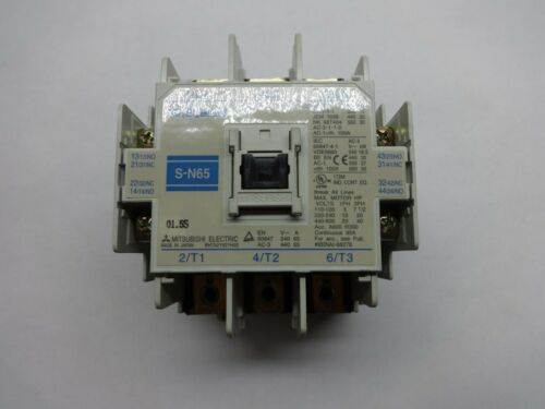 Mitsubishi Electric Coil Contactor SD-N65