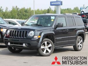 2016 Jeep Patriot HIGH ALTITUDE | LEATHER | SUNROOF | NAV