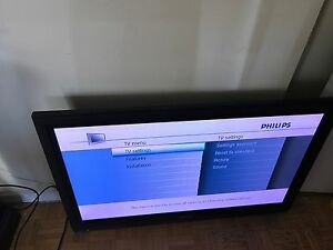 Philips 42 inch plasma as is