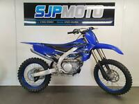 Yamaha 2021 YZF 450 UK Delivery Available (In Stock)