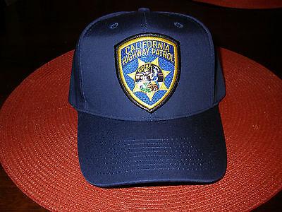 California Highway Patrol Baseball Duty Cap