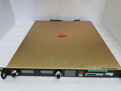 Spellman Sl300 High Voltage Power Supply Mn Sl1n300x2156 Pn X2156 Rev. D5