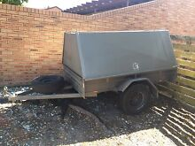 7x4 tradie trailer Greenway Tuggeranong Preview
