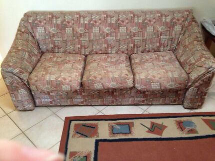 Three seater sofa bed St Agnes Tea Tree Gully Area Preview