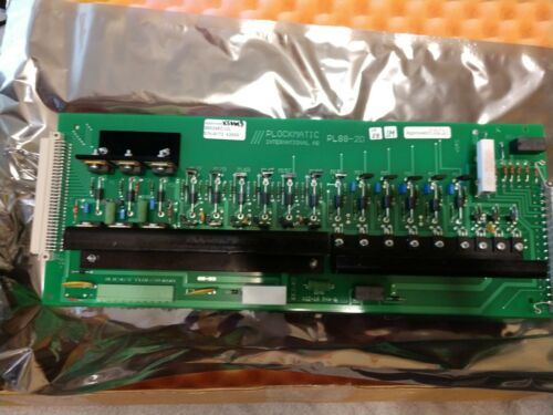 Plockmatic PL88-2D driver/power board