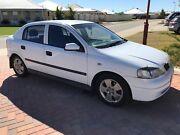 2002 Holden Astra Pinjarra Murray Area Preview