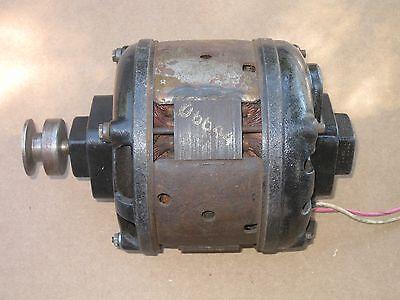 Packard Electric Motor 18 Hp Model S 7472