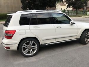 **2010 MERCEDES GLK 350 4MATIC**