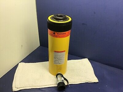 Enerpac Rch-206 New Hydraulic Cylinder 20 Tons 6-764in. Stroke Usa Made