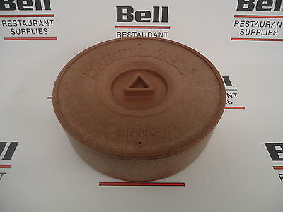 New Commercial 8.5 Insulated Brown Tortilla Warmer