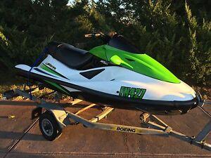Kawasaki Ultra 150 Jet Ski Melbourne CBD Melbourne City Preview