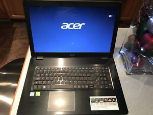 "Acer 17"" Gaming laptop NVIDIA 940MX Intel i5-7200U/1TB HDD/12GB"