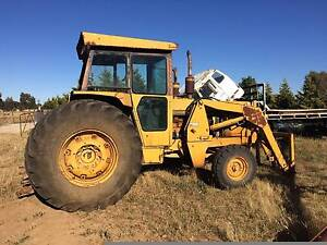 Chamberlain tractor with loader and bucket Echuca Campaspe Area Preview