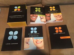 Living language French, complete collection