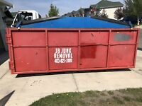 Junk removal low price