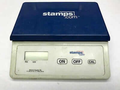 Stamps.com Digital Postal Scale 10 Pounds Battery Powered