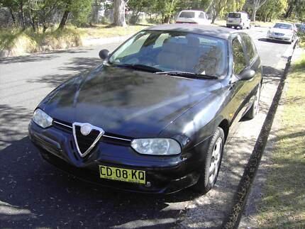 2000 Alfa Romeo 156 Wagon St Ives Ku-ring-gai Area Preview