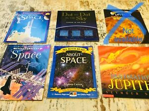 Space/Planets Books (5 for $7 FIRM)