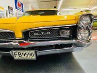 Miniature 13 Voiture Américaine de collection Pontiac GTO 1967