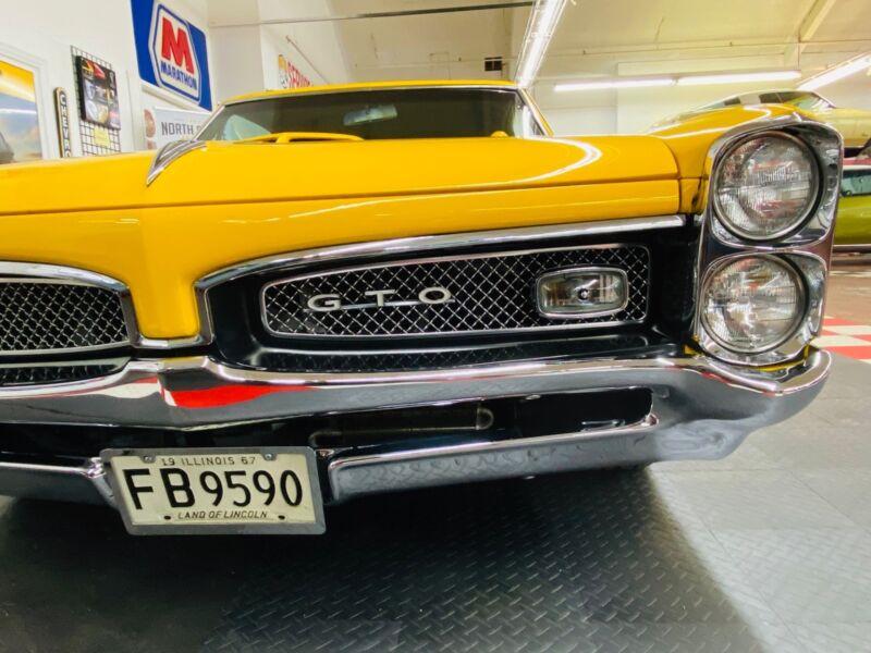 Image 13 Voiture Américaine de collection Pontiac GTO 1967