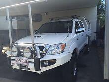 2009 Toyota Hilux 4x4 diesel Wynnum West Brisbane South East Preview