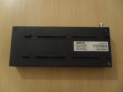 BOSCH M-Com 725 SE - Rare Receiver Box Replacement for Car Phone