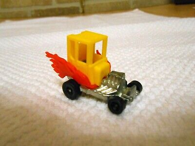 "Vintage Mattel Hot Wheels Zowee(s), ""Light My Fire"", Rare Collectible, EX, 1972"