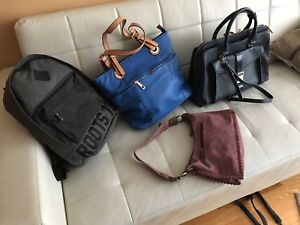 Bags in very good condition 20 $ all