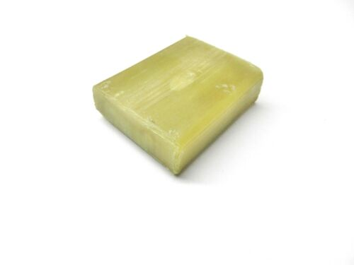 Beeswax 2 oz. Bar NATURAL Pure Bees Wax for Lube Saw Blades, Burs, Wire Drawing