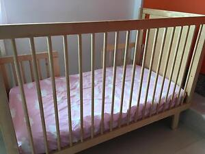 Cot Oeuf Sparrow and Toddler conversion Randwick Eastern Suburbs Preview