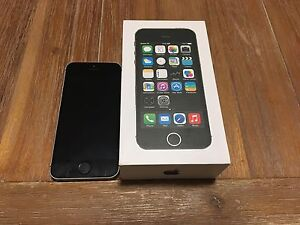 iPhone 5S 32GB Space Gray Mount Gambier Grant Area Preview