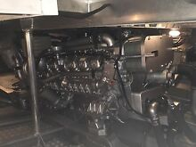 Marine engine MTU 12V183 Fremantle Fremantle Area Preview