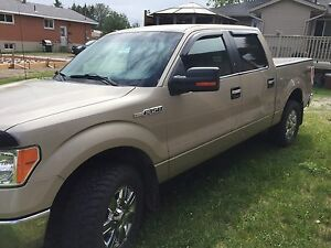 2009 Ford F-150 XTR package supercrew