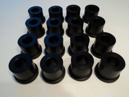 CUSTOM DELRIN/ACETAL CONTROL ARM BUSHINGS, made to YOUR SIZE, QUANTITY & SPECS