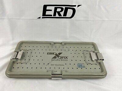 Ebi Dynafix Dfs Distal Radius Instrument System Set Orthopedic W Case