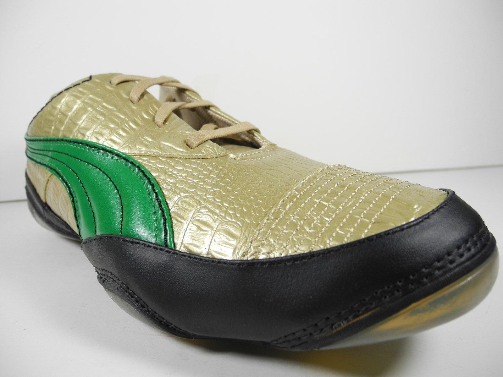 NEW Puma USAN METALLIC CROC Men's Shoes Size US 7.5 1